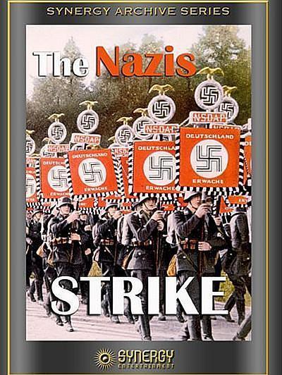 纳粹的入侵海报