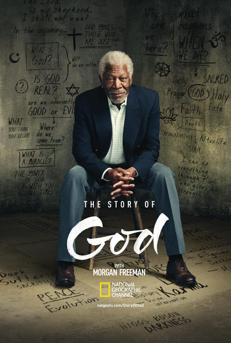 与摩根·弗里曼探寻神的故事 第一季