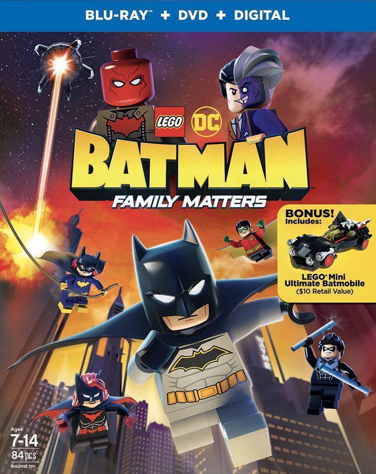 乐高DC蝙蝠侠:家族事务