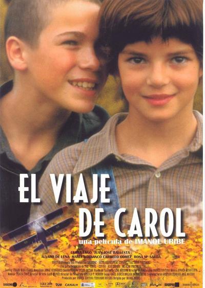 卡洛尔的旅程海报