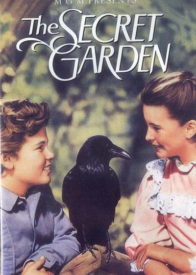 秘密花园海报