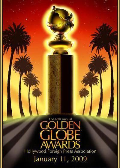 2009第66届金球奖颁奖典礼海报