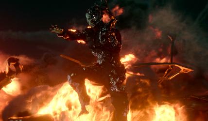 高分期待! 《终结者:黑暗命运》初代硬核女武神单挑最强终结者