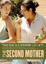 第二个妈妈海报