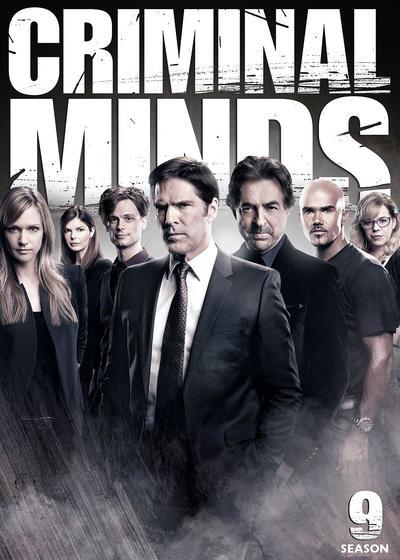 犯罪心理 第九季海报