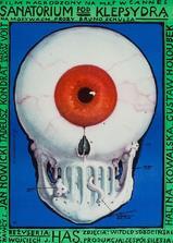 砂制时镜下的疗养院海报