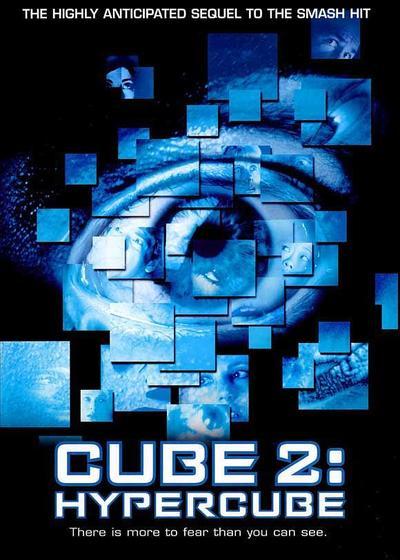 心慌方2:超立方体海报