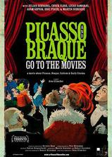 Picasso and Braque Go to the Movies海报