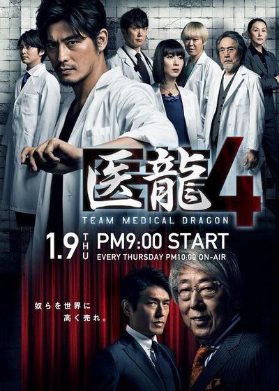 医龙4海报