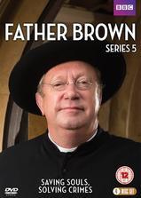 布朗神父 第五季海报