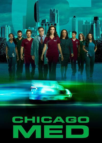 芝加哥急救 第五季海报