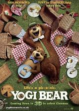 瑜伽熊海报