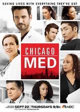 芝加哥急救 第二季海报
