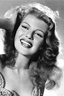 丽塔·海华斯 Rita Hayworth演员