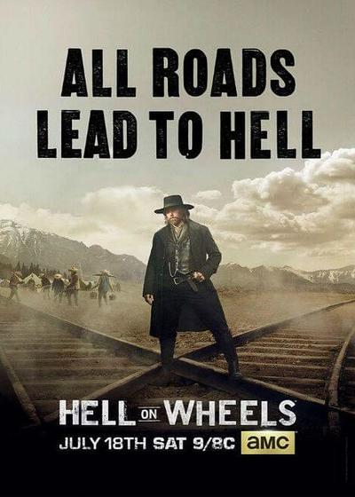 地狱之轮 第五季海报