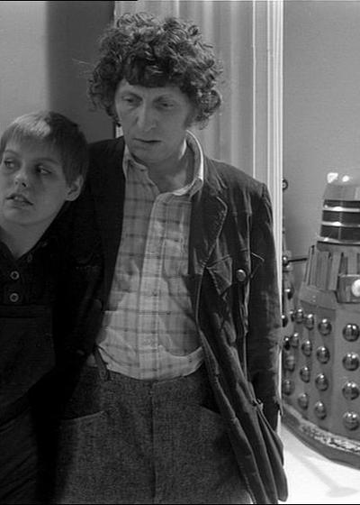 Doctor Who - Genesis of the Daleks海报