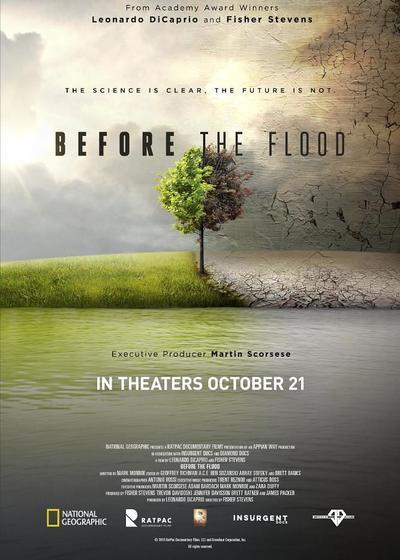 洪水泛滥之前海报
