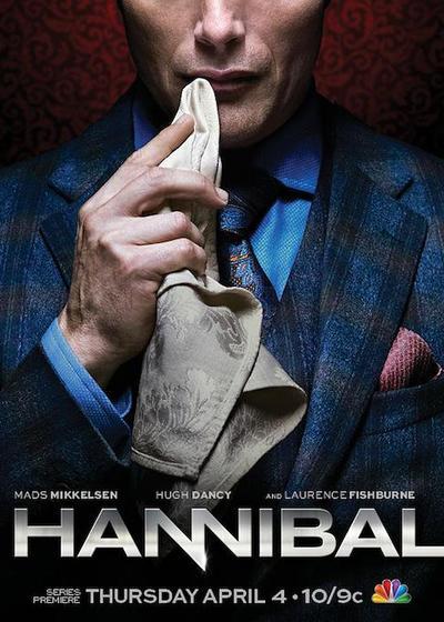 汉尼拔 第一季海报