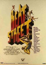 街头舞士海报