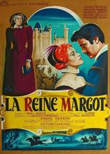 女王玛尔戈海报