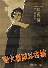 野火春风斗古城海报