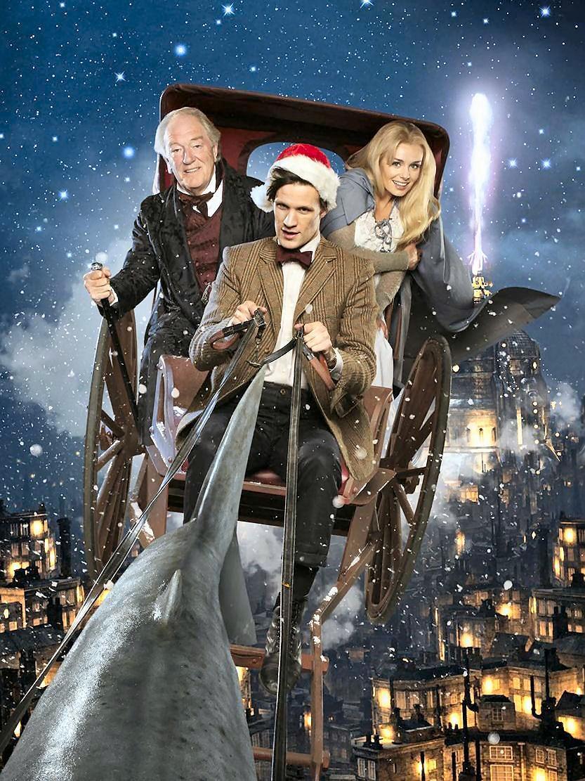 神秘博士:圣诞颂歌