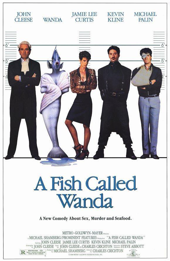 一条叫旺达的鱼