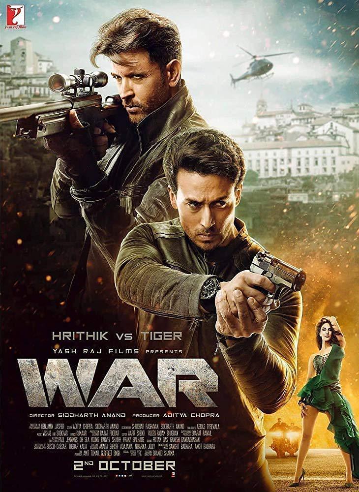 宝莱坞双雄之战
