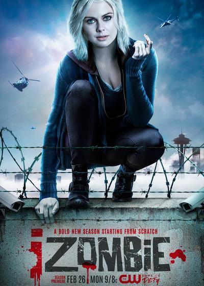 我是僵尸 第四季海报