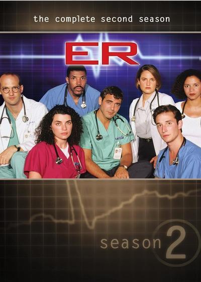 急诊室的故事 第二季海报