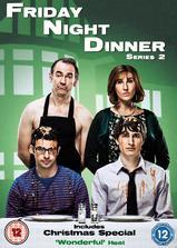 星期五晚餐 第二季海报