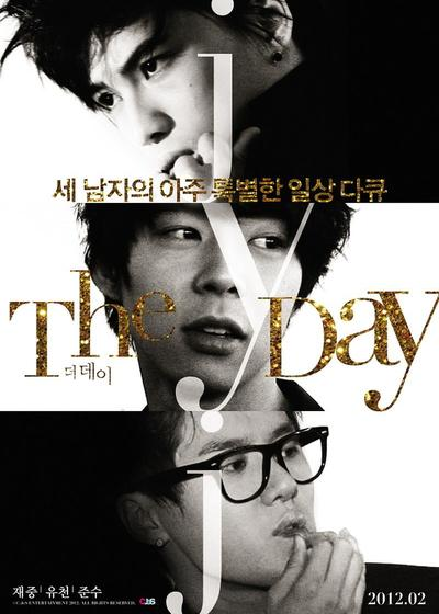 The Day海报