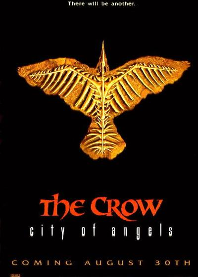 乌鸦 2:天使之城海报
