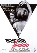 男性,女性海报