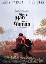 当男人爱上女人海报