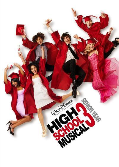 歌舞青春3:毕业季海报