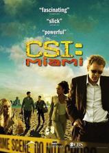 犯罪现场调查:迈阿密 第五季海报
