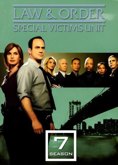 法律与秩序:特殊受害者 第七季海报