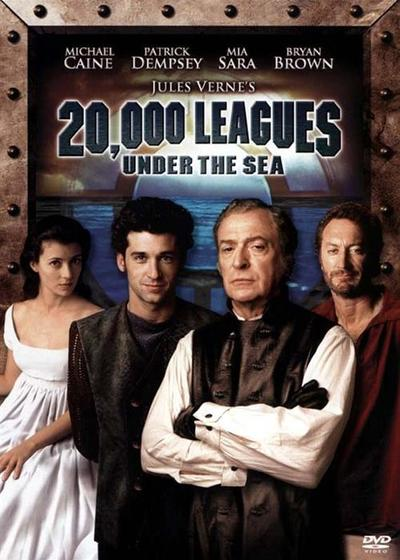 海底两万里海报