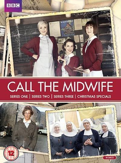 呼叫助产士:2013圣诞特别篇海报