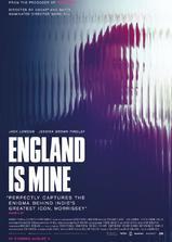 我的英格兰海报