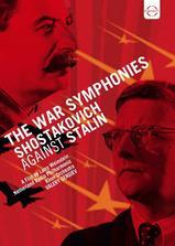 战争交响曲:肖斯塔科维奇对抗斯大林海报
