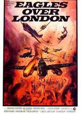 伦敦上空的鹰海报