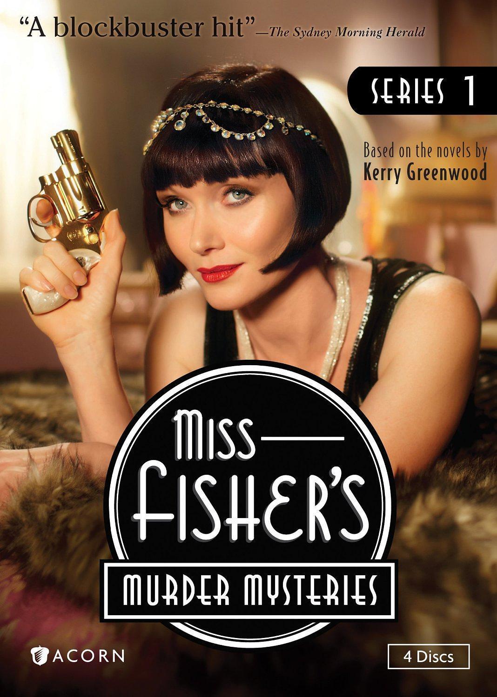 费雪小姐探案集 第一季