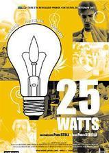 25瓦海报
