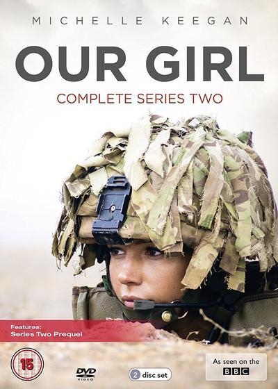 我们的女孩 第二季海报