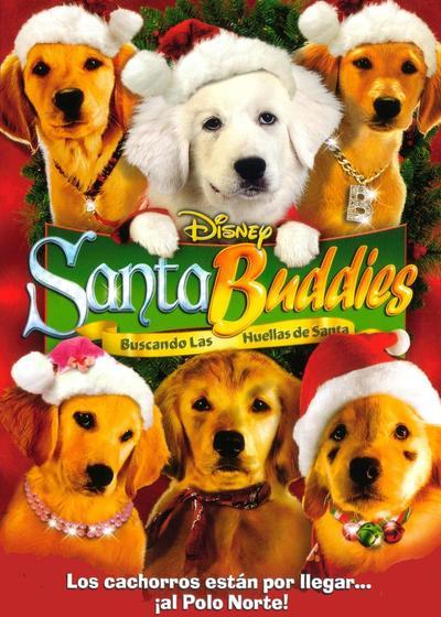 圣诞巴迪海报