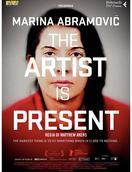 玛丽娜·阿布拉莫维奇:艺术家在场