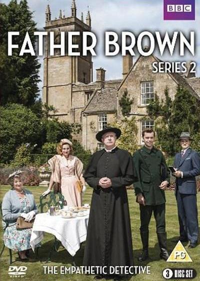 布朗神父 第二季海报