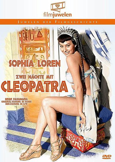 埃及女王的两夜情海报